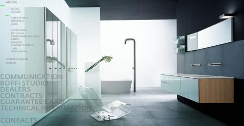 Idées De Salles De Bain Par Boffi Blog Déco Design - Salle de bain boffi