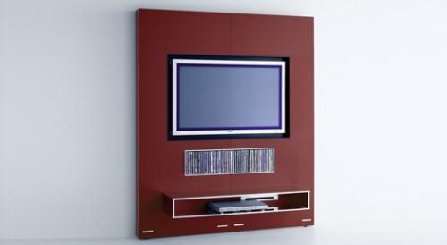 tv panel mdf italia