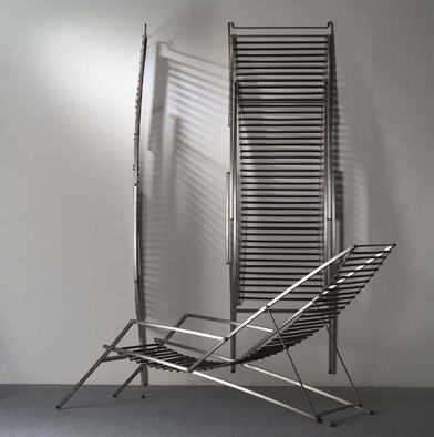 Deckhopper chaise longue