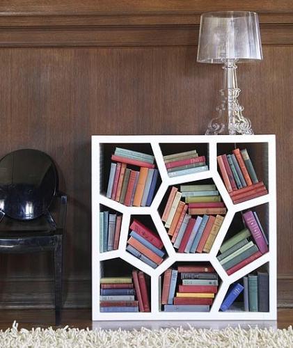 biblioth que opus by sean yoo blog d co design. Black Bedroom Furniture Sets. Home Design Ideas