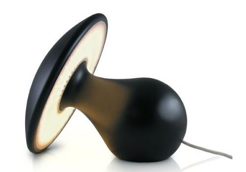 Lampe...lustre... abat-jour... accessoire d'éclairage... Mushroom-lamp