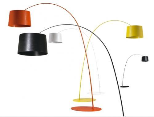 lampe twiggy by marc sadler for foscarini blog d co design. Black Bedroom Furniture Sets. Home Design Ideas
