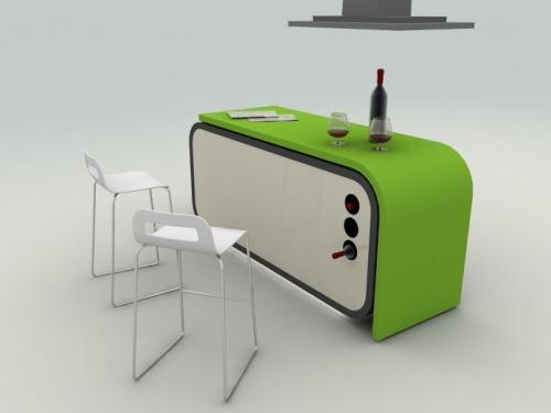 Cuisine design by fevzi karaman blog d co design for Smart kitchen design