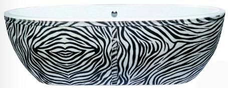 baignoire-zebre