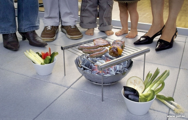 barbecue charbon en appartement