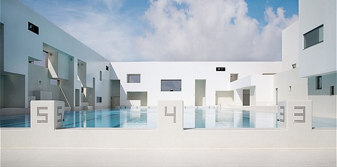 Bain des docks le havre par jean nouvel blog d co design - Piscine des docks le havre ...