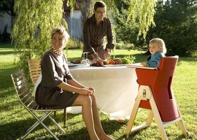 chaise haute design blog d co design. Black Bedroom Furniture Sets. Home Design Ideas