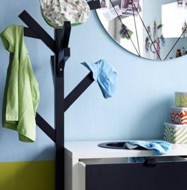 Ikea fait sa rentr e 2009 blog d co design - Porte manteau arbre ikea ...