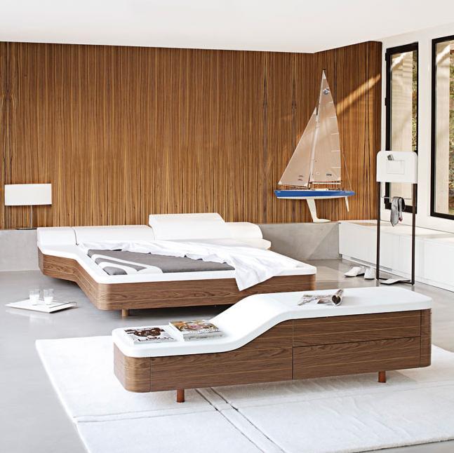 Chambre marina roche bobois by sacha lakic blog d co design - Roche bobois chambre ...