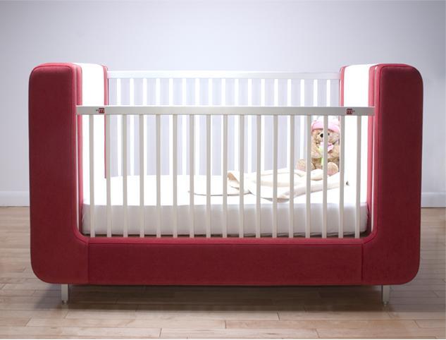 lit bebe moderne. Black Bedroom Furniture Sets. Home Design Ideas