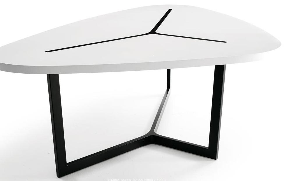 table seven par jean marie massaud pour b b italia blog. Black Bedroom Furniture Sets. Home Design Ideas