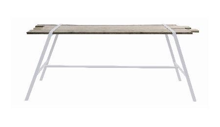Table en bois pour le jardin blog d co design - Deco table exterieur ...