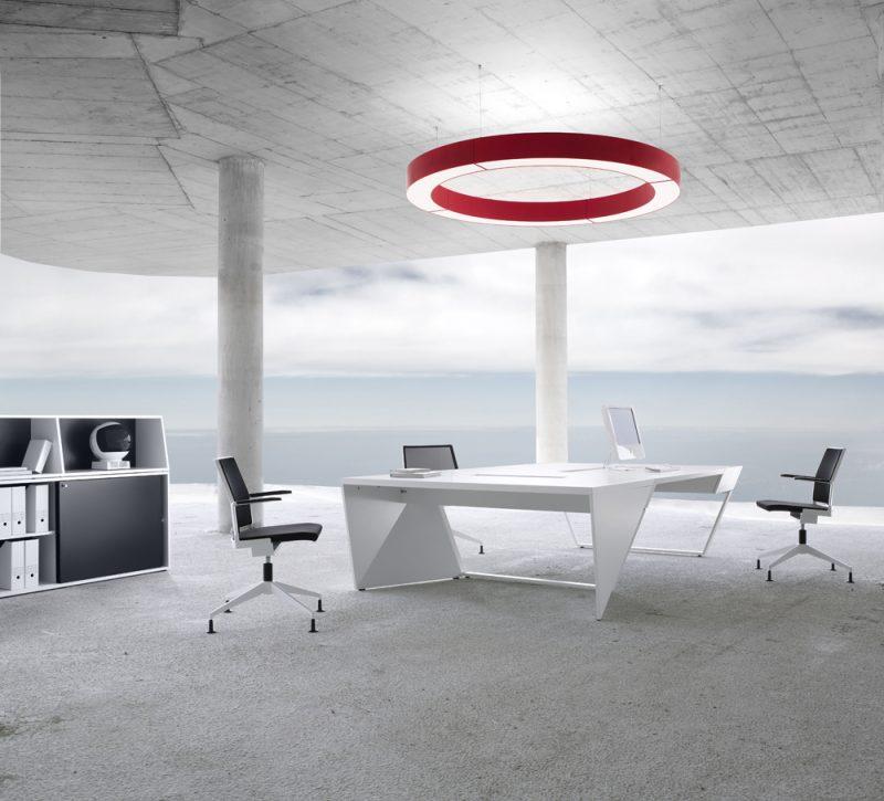 bureau air 101 une bonne touche futuriste d 233 co design