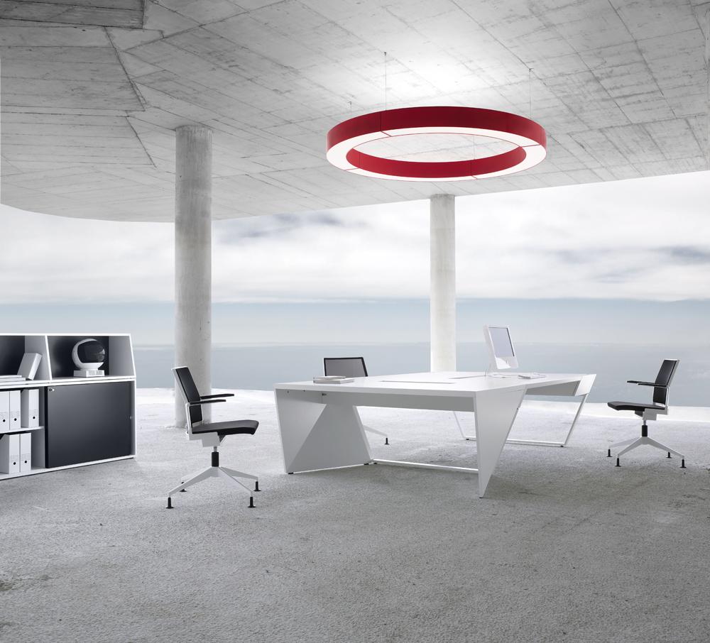 bureau air 101 une bonne touche futuriste blog d co design. Black Bedroom Furniture Sets. Home Design Ideas