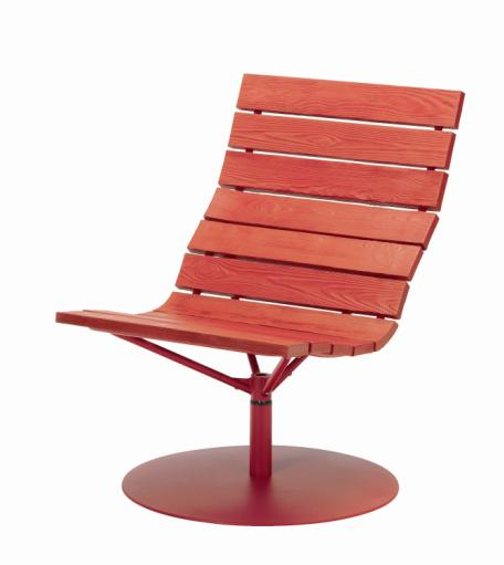 ikea-chaise-rouge
