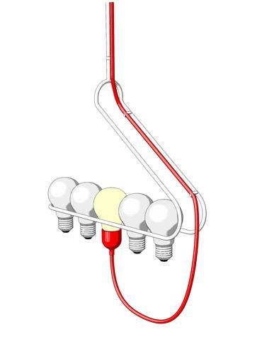 lustre-lampe