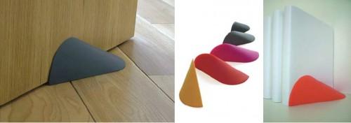 ooob le stoppeur de porte en silicone blog d co design. Black Bedroom Furniture Sets. Home Design Ideas