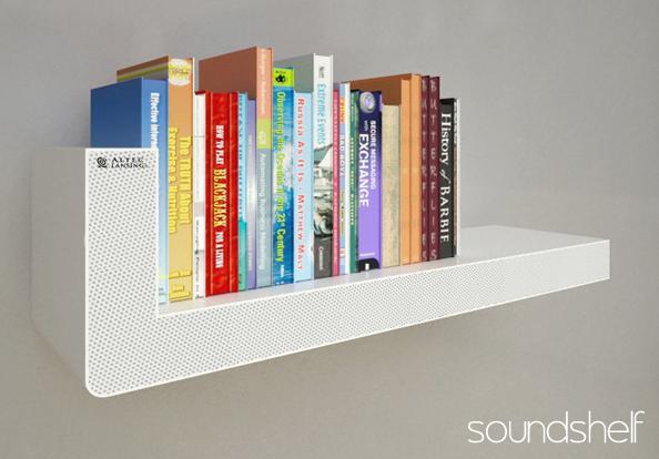 Soundshelf l'enceinte étagère   Blog Déco Design