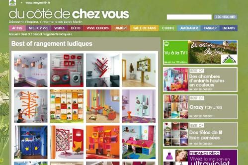 article sponsoris du c t de chez vous la ressource. Black Bedroom Furniture Sets. Home Design Ideas