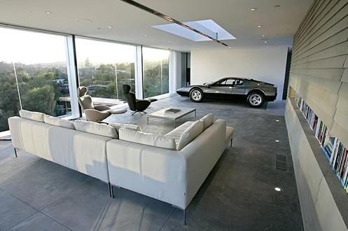Maserati-garage