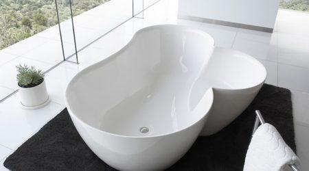 Salle de bain archives page 3 de 6 blog d co design - Baignoire pour deux personnes ...