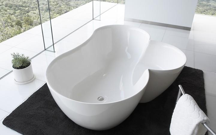 baignoire deux places id es de. Black Bedroom Furniture Sets. Home Design Ideas