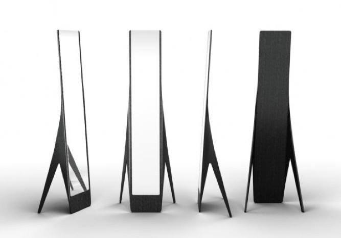 Psych magpie par micha l bihain blog d co design for Psyche miroir design