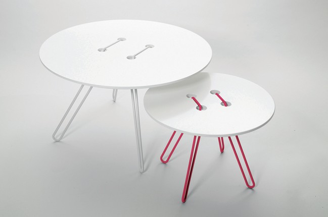 table-bouton