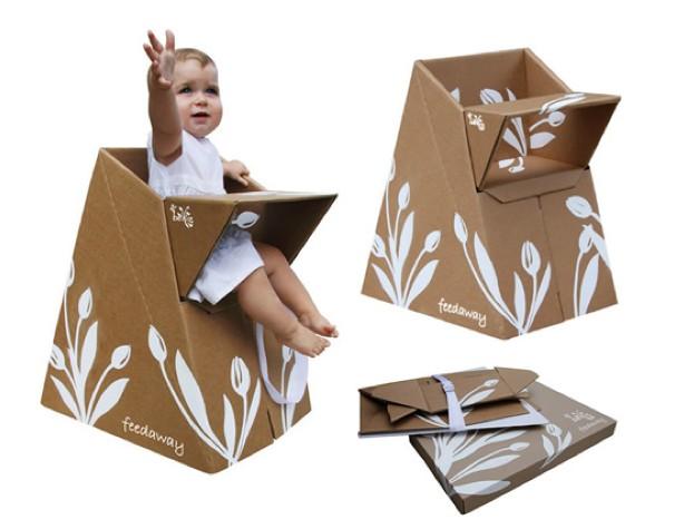Chaise Haute Carton