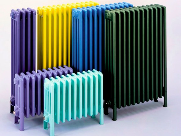 radiateur couleur blog d co design. Black Bedroom Furniture Sets. Home Design Ideas