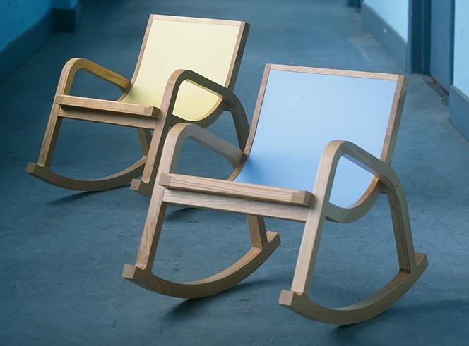 kids rock le rocking chair pour enfant par alexander. Black Bedroom Furniture Sets. Home Design Ideas