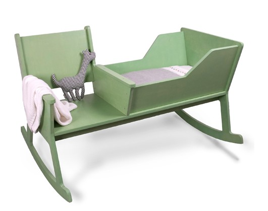 un berceau rocking chair blog d co design. Black Bedroom Furniture Sets. Home Design Ideas