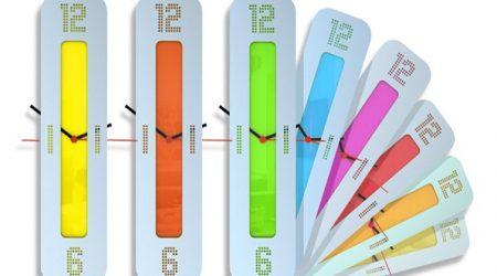 horloge-vertical