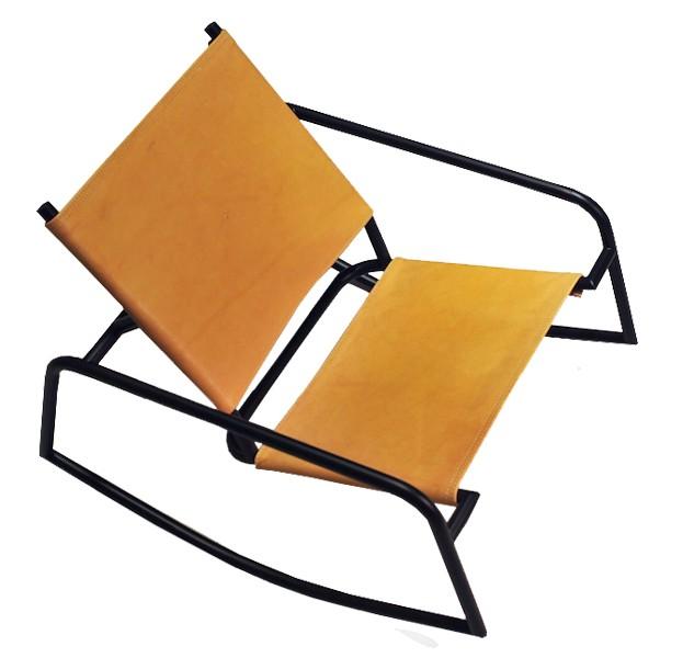 rocking chair pour enfant par yrj kukkapuro blog d co. Black Bedroom Furniture Sets. Home Design Ideas