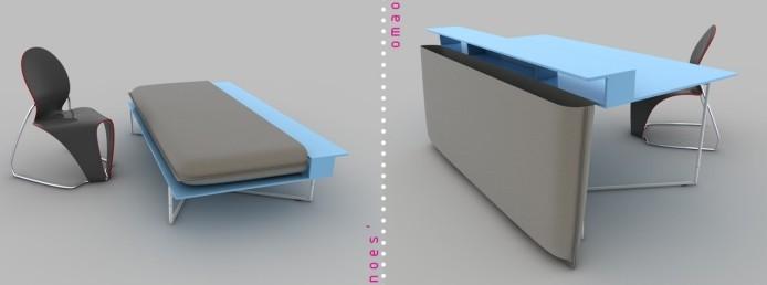Table lit omao par ivan arnaudov blog d co design for Transat relax basculant