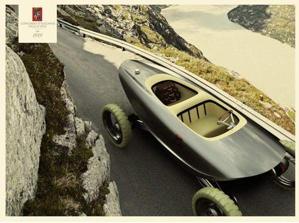 Terrafine-voiture