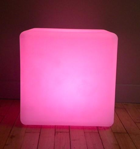 Cube Led Color Altalum