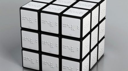 Rubik-Cube-braille