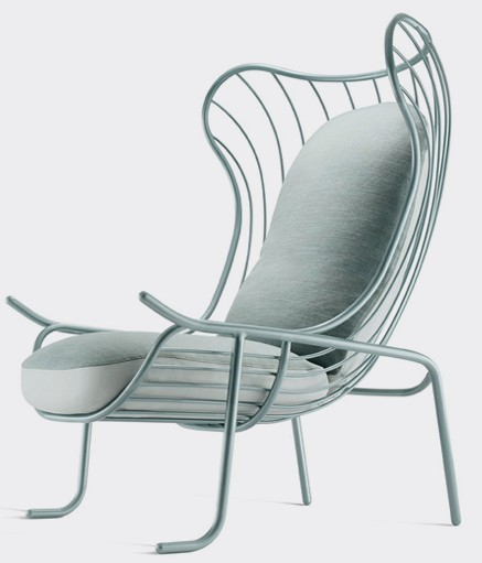 fauteuil-structure-metal