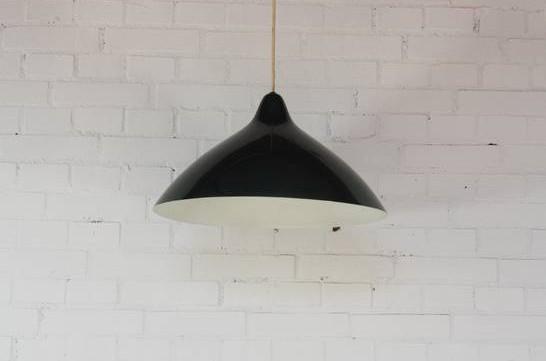 lampe-suspendue-noire