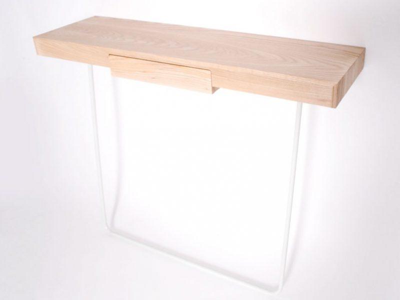 console en bois shifty par daniel schofield blog d co design. Black Bedroom Furniture Sets. Home Design Ideas