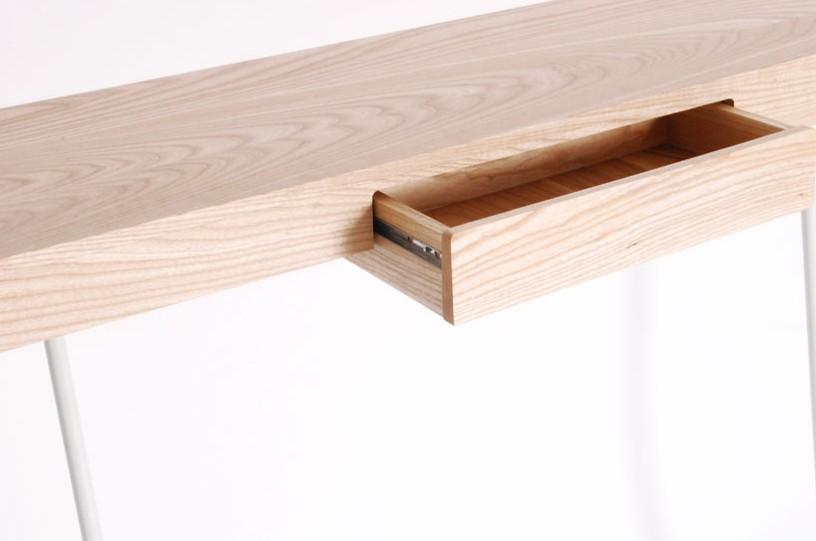 Console en bois shifty par daniel schofield blog d co design - Fabriquer une console en bois ...