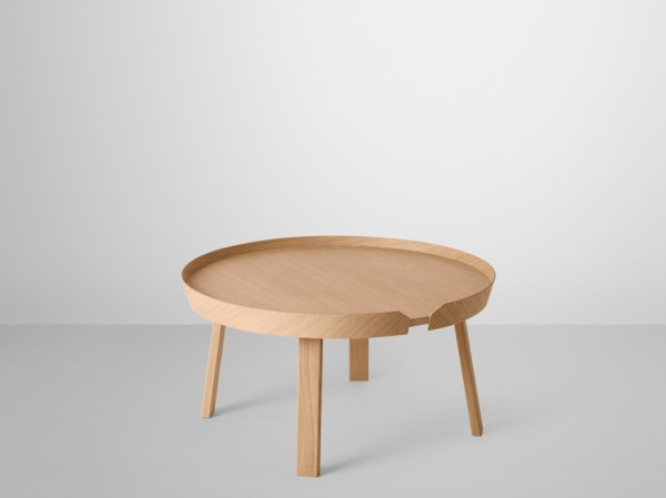 Table Basse Around Par Thomas Bentzen Pour Muuto Blog D Co Design