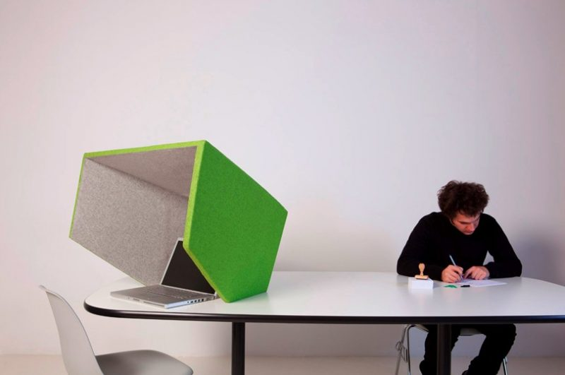 Espace privatif deskshell par studio kg blog déco design