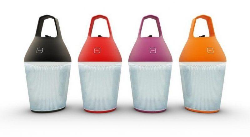 lampe solaire portable rechargeable nomad par alain gilles blog d co design. Black Bedroom Furniture Sets. Home Design Ideas