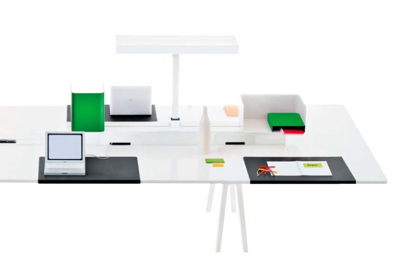 bureau joyn bench par ronan et erwan bouroullec blog d co design. Black Bedroom Furniture Sets. Home Design Ideas