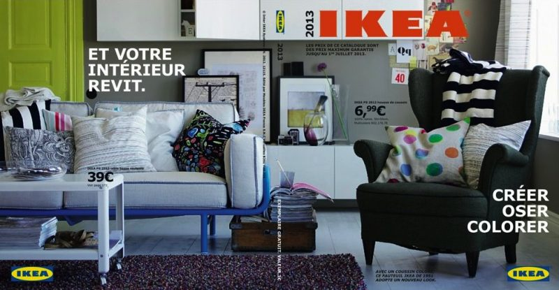 nouveau catalogue ikea 2013 blog d co design. Black Bedroom Furniture Sets. Home Design Ideas
