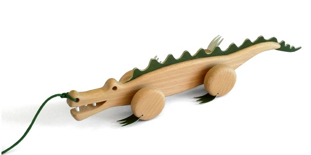 crocodile-bois