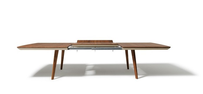 Table avec rallonge design 2 blog d co design - Table rallonge design ...