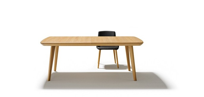 Table de s jour avec rallonge par team 7 blog d co design - Table rallonge design ...